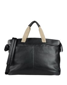 Large leather bag - NEWBARK