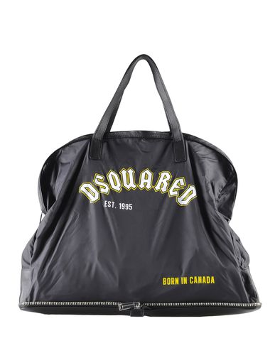 DSQUARED2 - Large fabric bag