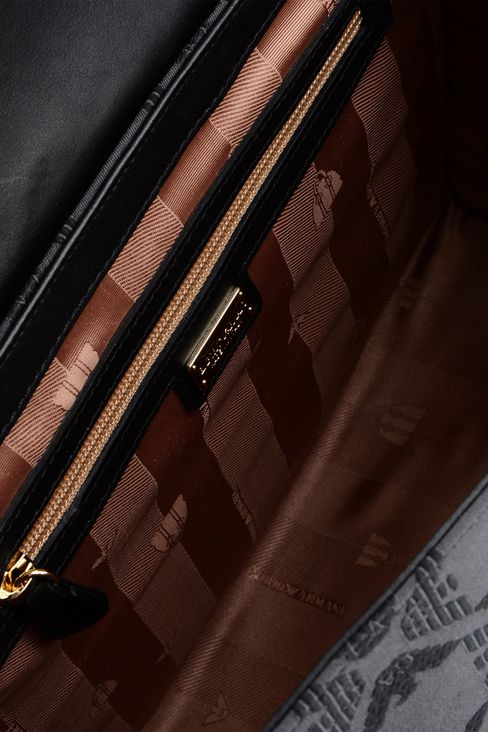 Bags: Top handles Women by Armani - 4
