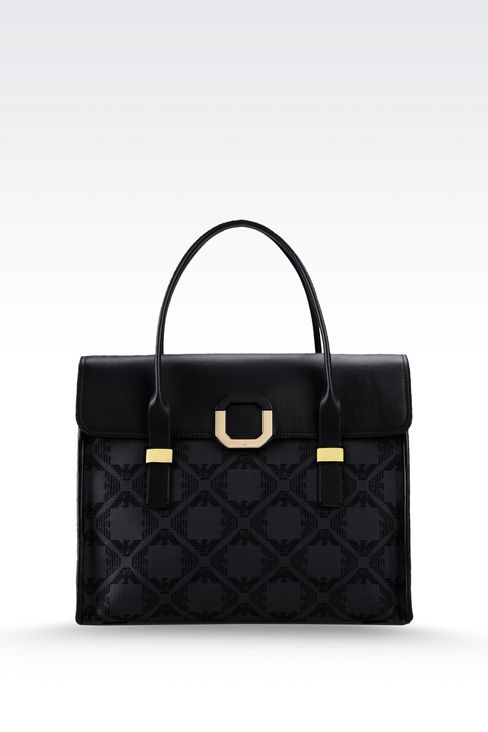 Bags: Top handles Women by Armani - 1