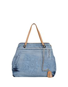 Large fabric bag - ERMANNO SCERVINO