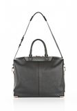 ALEXANDER WANG PRISMA SKELETAL BLACK BRIEFCASE WITH ROSEGOLD TOTE Adult 8_n_f