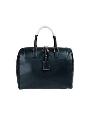 JIL SANDER - Large leather bag