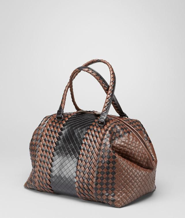 BOTTEGA VENETA Intreccio Imperatore Bag Top Handle Bag D fp