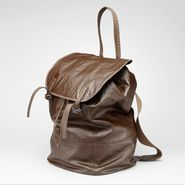 Spalmato Linen Washed Vintage Calf Backpack - Backpack or Small bag - BOTTEGA VENETA - PE13 - 2350