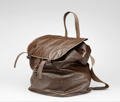Backpack or Small bagBagsLinenBrown Bottega Veneta®
