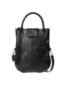 SONYA KASHMIRI - Large leather bag