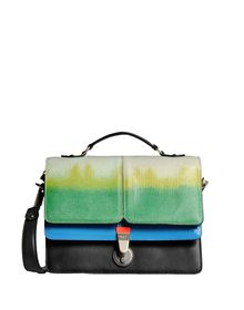 Mittelgrosse Ledertasche - KENZO