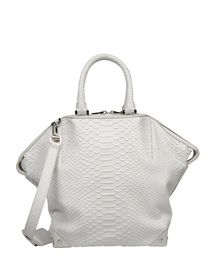 Borsa media in pelle - ALEXANDER WANG