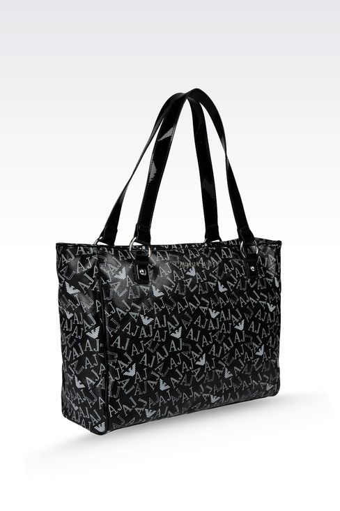 Bags: Shoppers Women by Armani - 3