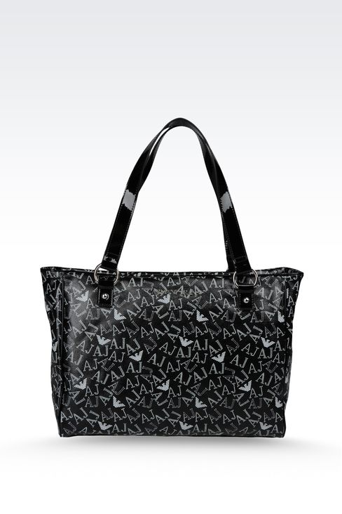Bags: Shoppers Women by Armani - 1