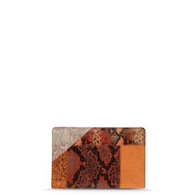 STELLA McCARTNEY, Clutch Bag, Waverley Patchwork Clutch 