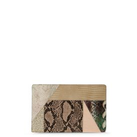 STELLA McCARTNEY, Clutch Bag, Waverley Oversized Patchwork Clutch