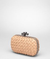 ClutchBagsLambskin, Ayers Bottega Veneta