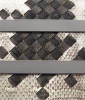 Intreccio Metal Stripes Ayers Bag