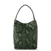 Stella McCartney - Schulter Hobo Bag Bailey Boo aus Kunst-Python - PE13 - d