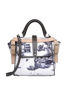 Medium fabric bag - CARVEN