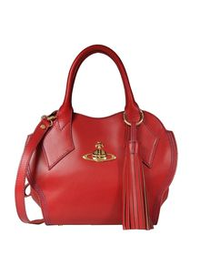 Medium leather bag - VIVIENNE WESTWOOD