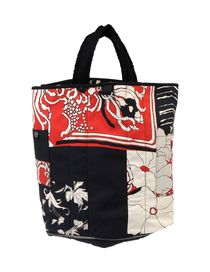 I'M ISOLA MARRAS - Large fabric bag