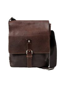 A.G. SPALDING&BROS. 520 FIFTH AVENUE NEW YORK - Medium leather bag