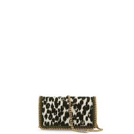 STELLA McCARTNEY, Cross Body, Falabella Linen Painted Spot Cross Body Bag