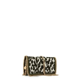 STELLA McCARTNEY, Sac à bandoulière, Falabella Linen Painted Spot Cross Body Bag