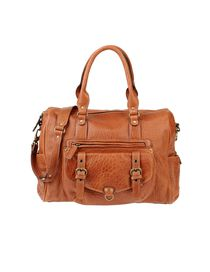 ABACO - Large leather bag