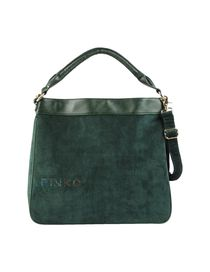 PINKO BAG - Large fabric bag