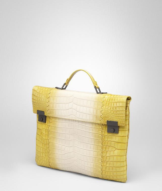 BOTTEGA VENETA Cocco Glacé Studio '73 Bag Top Handle Bag D fp