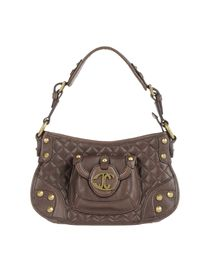 JUST CAVALLI - Medium leather bag