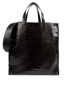 Grosse Ledertasche - DRIES VAN NOTEN