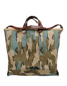 Grosse Stofftasche - GOLDEN GOOSE