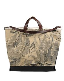 Large fabric bag - GOLDEN GOOSE