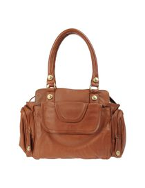 GEORGE GINA & LUCY - Large leather bag