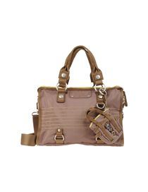 GEORGE GINA & LUCY - Medium leather bag
