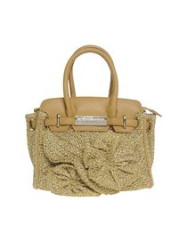 ERMANNO ERMANNO SCERVINO - Medium fabric bag