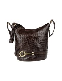 AIGNER - Medium leather bag