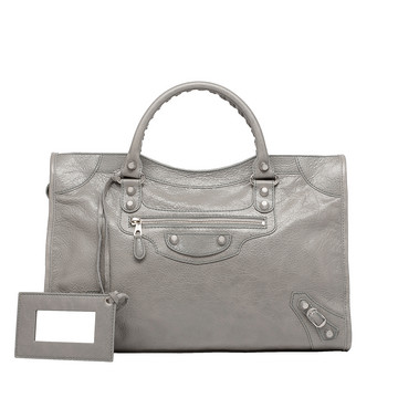 Balenciaga Giant 12 Silver City