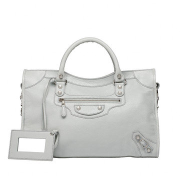 Balenciaga Giant 12 City Argent