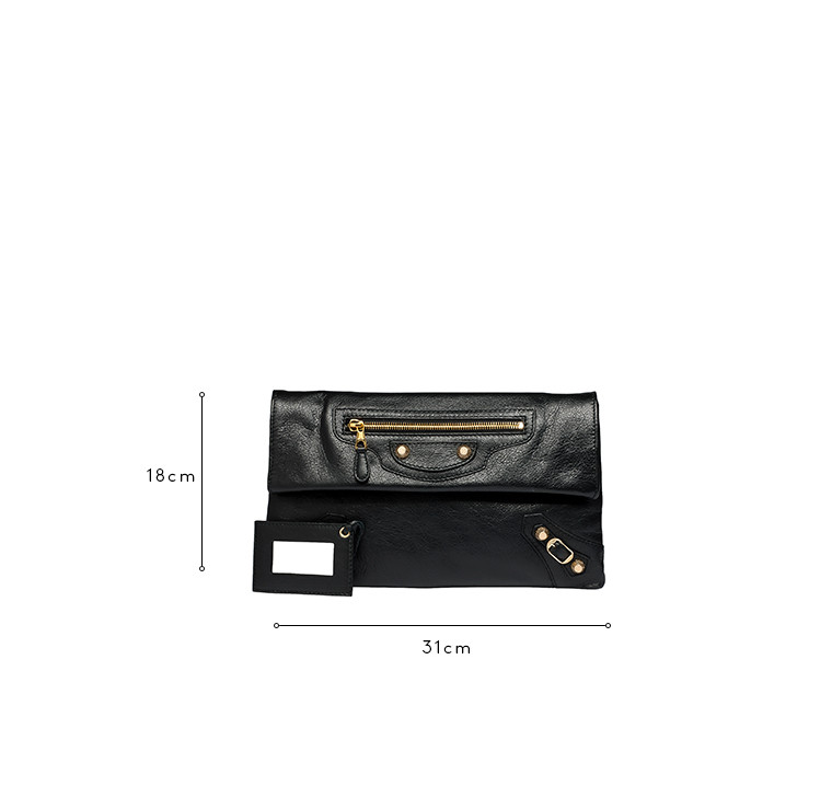 Balenciaga Giant 12 Envelope Oro