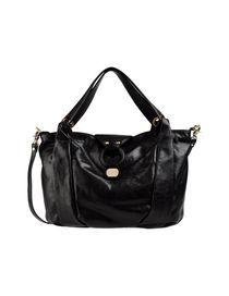 GALLIANO - Large leather bag