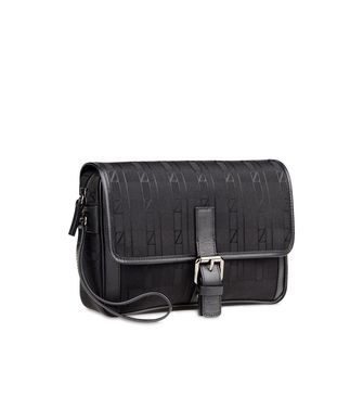 ZZEGNA: Clutch Black - Blue - 45203934RX