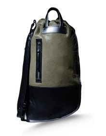 Large leather bag - NEIL BARRETT