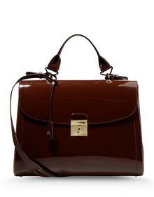 Medium leather bag - MARC JACOBS