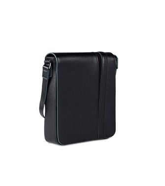 ZZEGNA: Shoulder bag Black - 45206650US