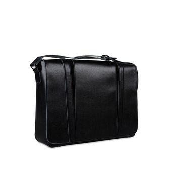 ZZEGNA: Office and laptop bag Black - 45206651MR