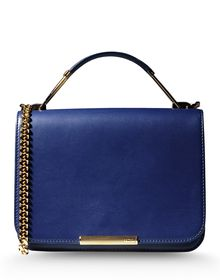 Medium leather bag - EMILIO PUCCI