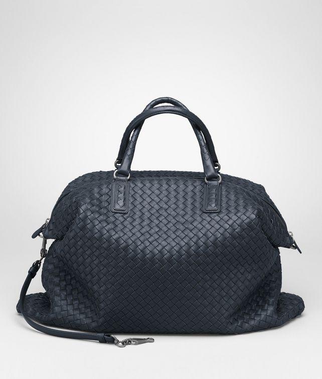 Tourmaline Intrecciato Nappa Convertible Bag