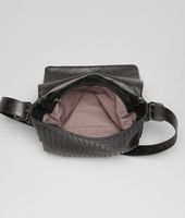Moro Intrecciato Light Calf Cross Body Messenger