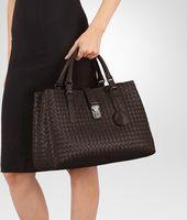 Moro Intrecciato Light Calf Roma Bag